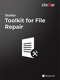 Stellar Toolkit for File Repair - Standard