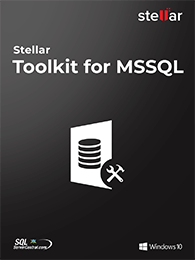 Stellar Toolkit for MS SQL Technician