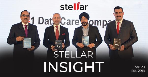 Stellar Data Recovery conducts its First Partner's Meet at Kolkata