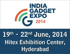 INDIA GADGET EXPO 2014