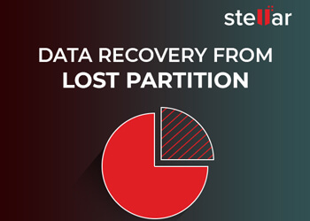 Lost Partition Recovery with Stellar Data Recovery Professional