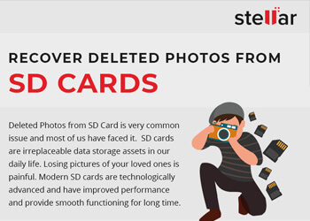 How to Recover Deleted Photos from SD Cards?