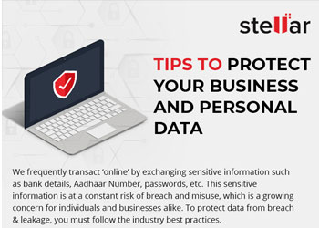 Tips to Protect your Business and Personal Data