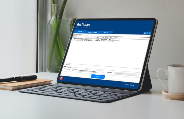 BitRaser Drive Eraser Software
