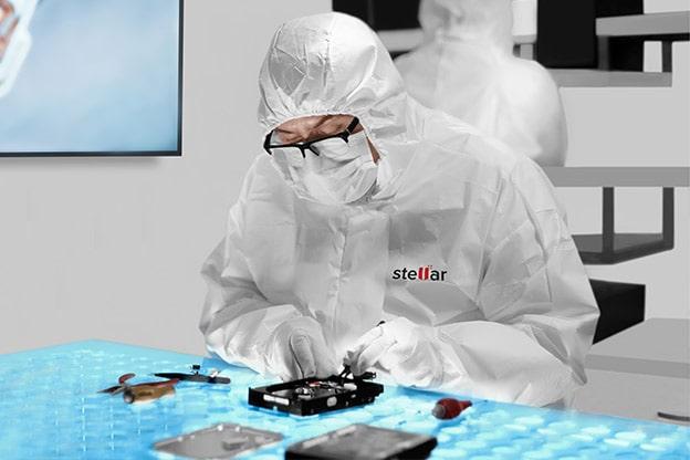 Stellar Data Recovery Infrastructure