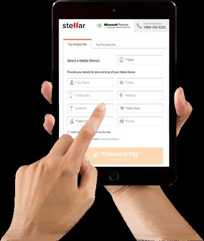 Stellar Online Job Submission