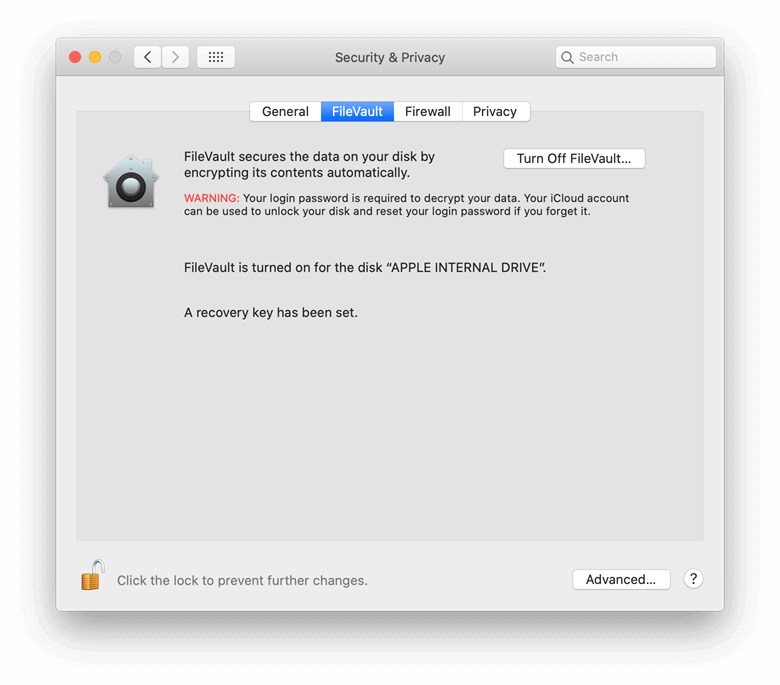 filevault-encrypted-mac