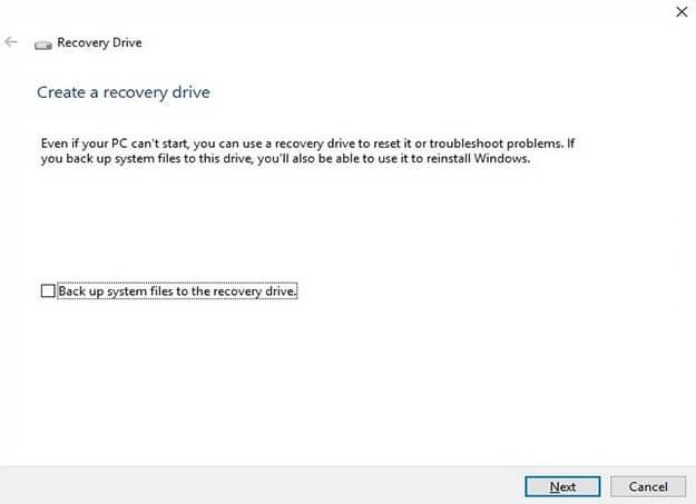 Fix Boot Device Missing Error