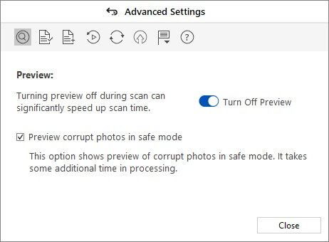 recover-photos-advance-option