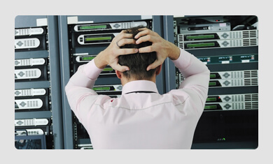 Database Server Crashed