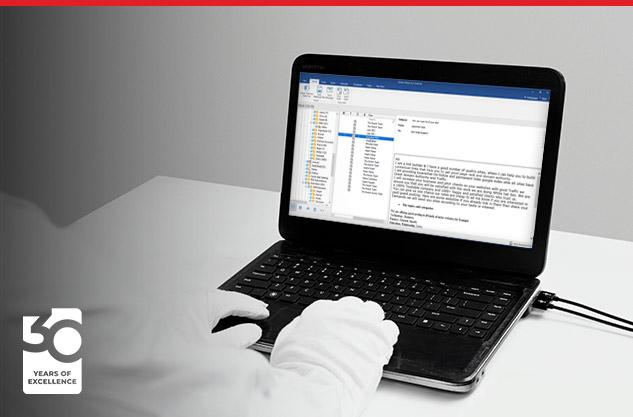 Email Repair Service