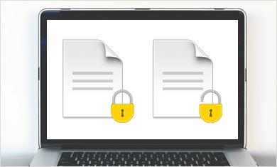 file encryption level
