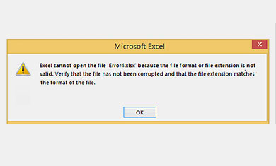 EXCEL SHOWING ERRORS
