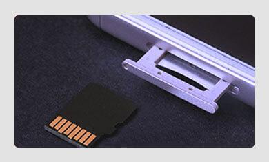 memory card not detected