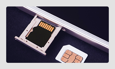 undetected sd card