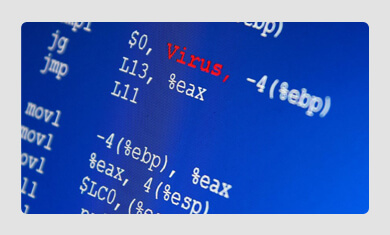virtual machines virus attack