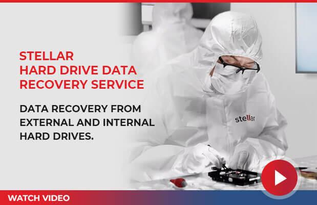 Western digital HDD recovery