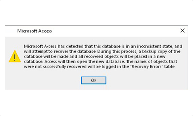 access-database-is-in-inconsistent-state