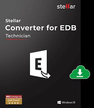 Stellar Converter for EDB - Technician