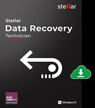 Stellar Data Recovery Technician for Windows