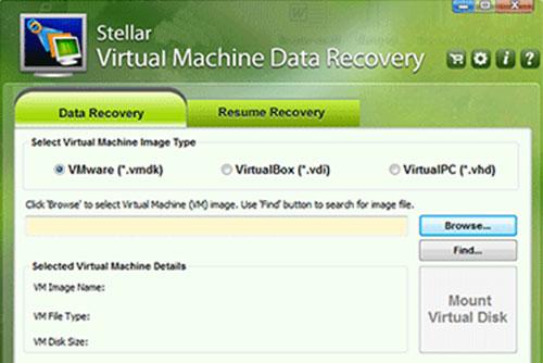 VIRTUAL MACHINE RECOVERY
