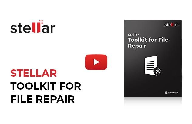 stellar-file-repair-toolkit