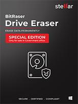 BitRaser Disk Wipe Software