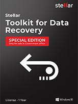 Stellar Data Recovery Toolkit