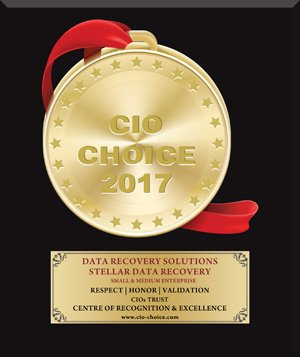 Awarded CIO Choice 2017