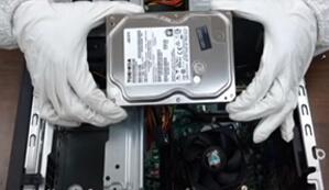 Remove Hard Drive from Desktop