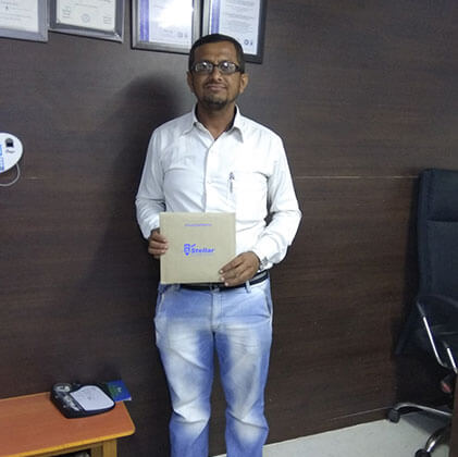 Happy Customers Ahmedabad - Client 11