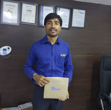 Happy Customers Ahmedabad - Client 9
