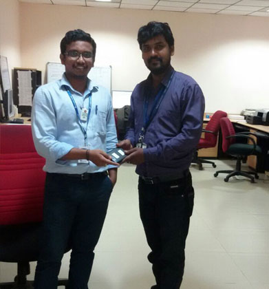 Happy Customers Bangalore - Client 10
