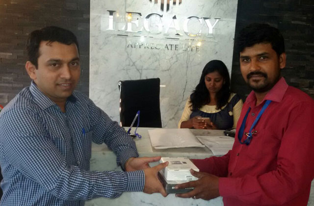 Happy Customers Bangalore - Client 15