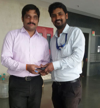 Happy Customers Bangalore - Client 18