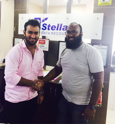 Happy Customers Bangalore - Client 2