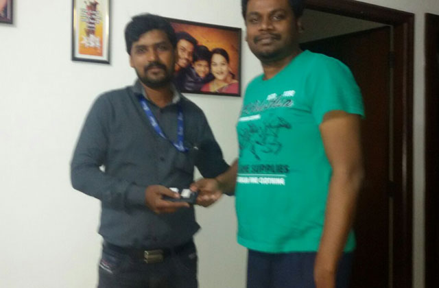 Happy Customers Bangalore - Client 35