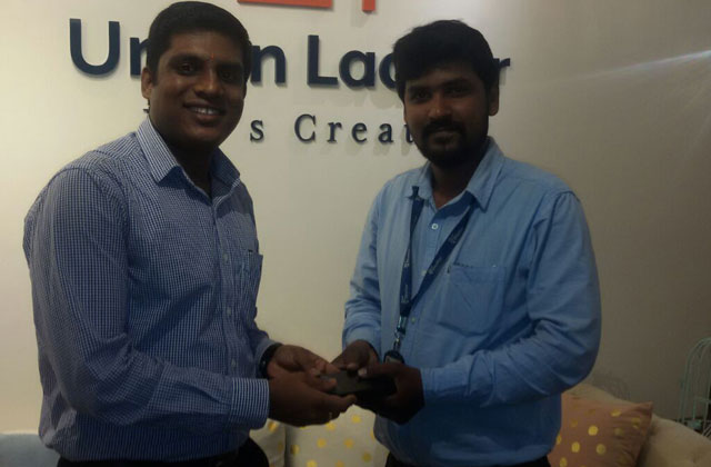 Happy Customers Bangalore - Client 38