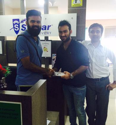 Happy Customers Bangalore - Client 4