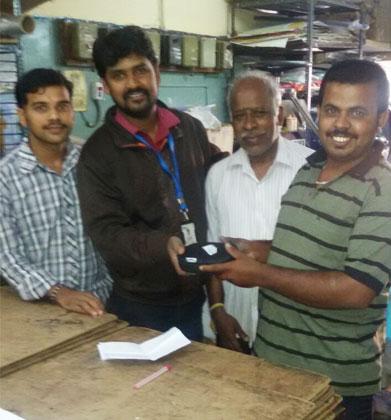 Happy Customers Bangalore - Client 9