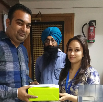 Happy Customers Chandigarh - Client 1