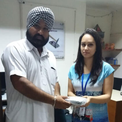 Happy Customers Chandigarh - Client 13