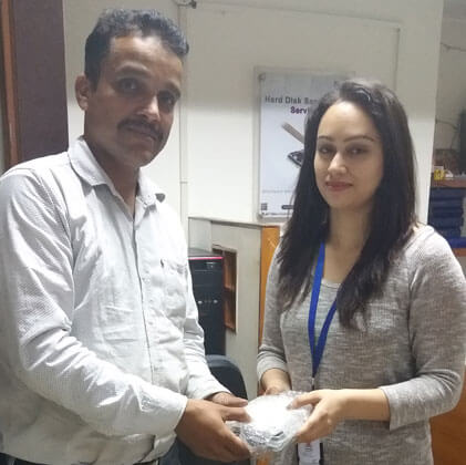 Happy Customers Chandigarh - Client 14