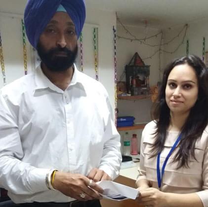 Happy Customers Chandigarh - Client 16