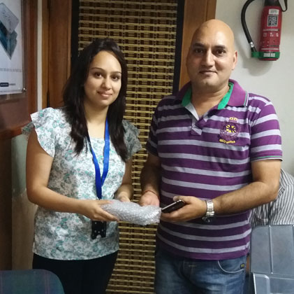 Happy Customers Chandigarh - Client 2