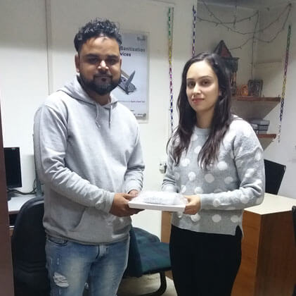 Happy Customers Chandigarh - Client 22