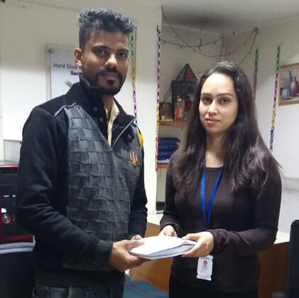 Happy Customers Chandigarh - Client 25