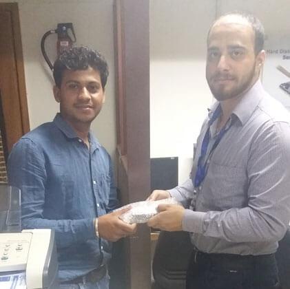 Happy Customers Chandigarh - Client 34
