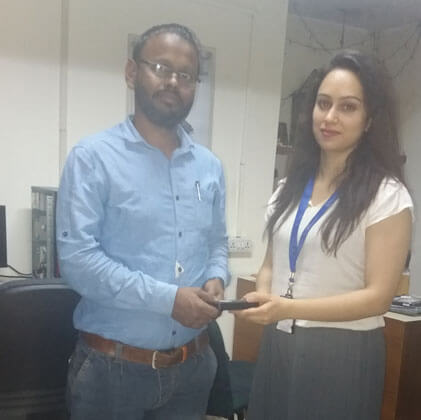 Happy Customers Chandigarh - Client 35