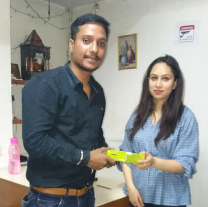 Happy Customers Chandigarh - Client 36